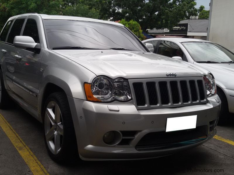 ... Jeep Grand Cherokee SRT8 In Philippines ...