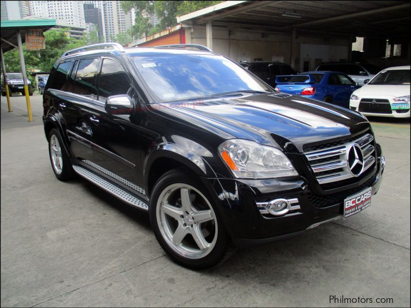 Used mercedes benz gl550 2009 gl550 for sale pasig for Mercedes benz gl550 for sale