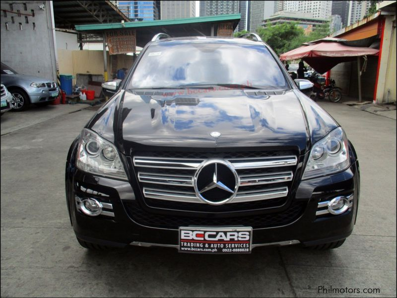 Used mercedes benz gl550 2009 gl550 for sale pasig for Mercedes benz gl550 price