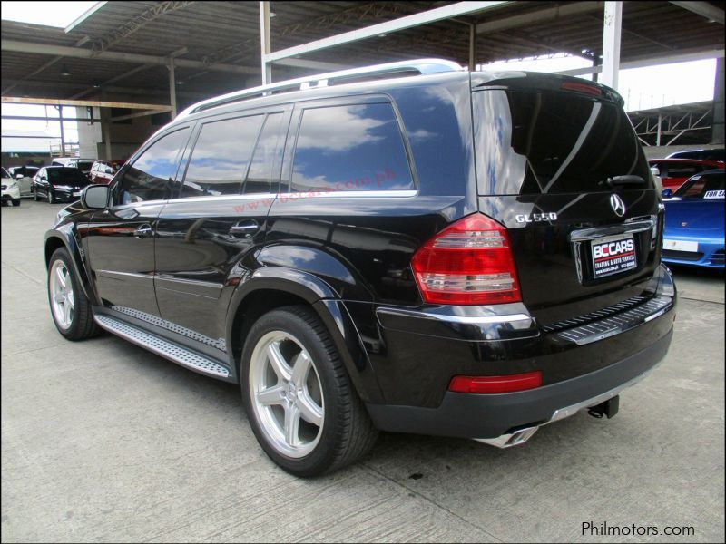 Used mercedes benz gl550 2009 gl550 for sale pasig for Used mercedes benz gl550