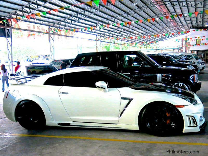 used nissan gtr 2009 gtr for sale pasig city nissan. Black Bedroom Furniture Sets. Home Design Ideas