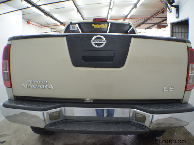Used Nissan Navara | 2009 Navara for sale | Pampanga ...