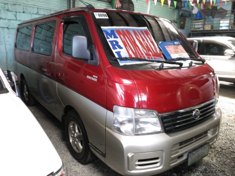 Motors Cars For Sale Property Jobs: 2009 Urvan Estate For Sale