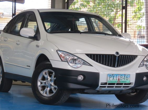 Used Ssangyong Actyon 2009 Actyon For Sale Quezon City Ssangyong Actyon Sales Ssangyong
