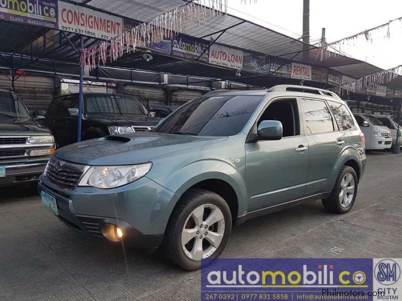 Subaru Forester in Philippines
