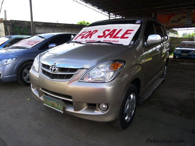 Auto Supply Business For Sale Philippines: 2009 Avanza For Sale