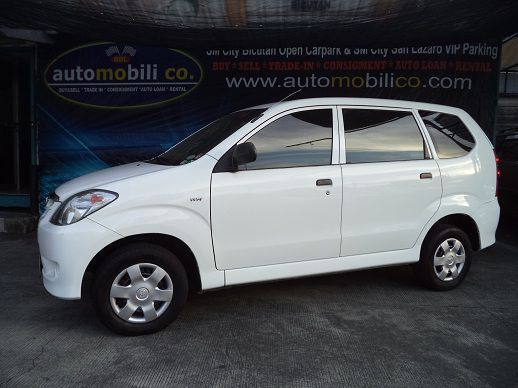 Used Toyota Avanza J | 2009 Avanza J for sale | Paranaque ...
