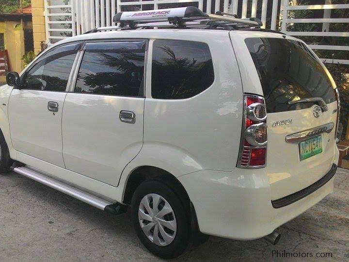 Used Toyota Avanza 2009 Avanza For Sale Quezon City