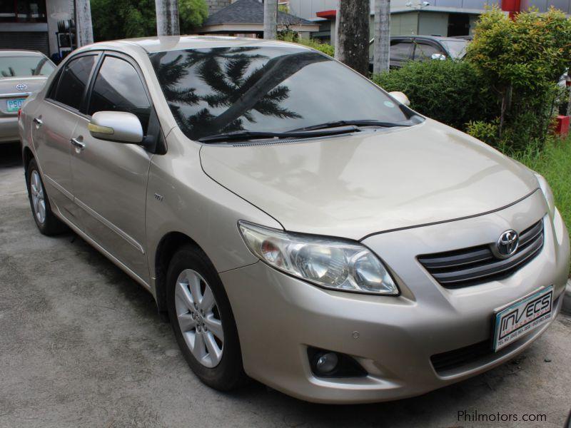 toyota corolla altis second hand cars philippines autos post