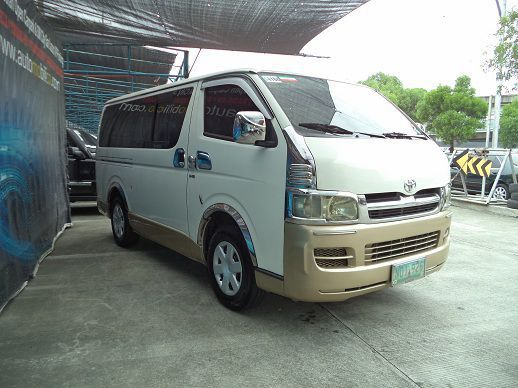 Used Toyota Hiace Commuter | 2009 Hiace Commuter for sale