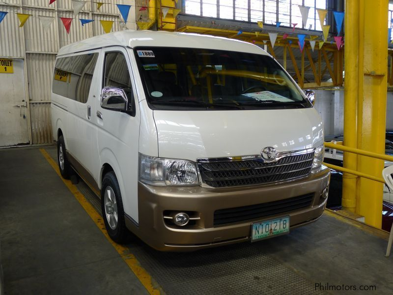 Used Toyota Hiace Super Grandia | 2009 Hiace Super Grandia for sale ...