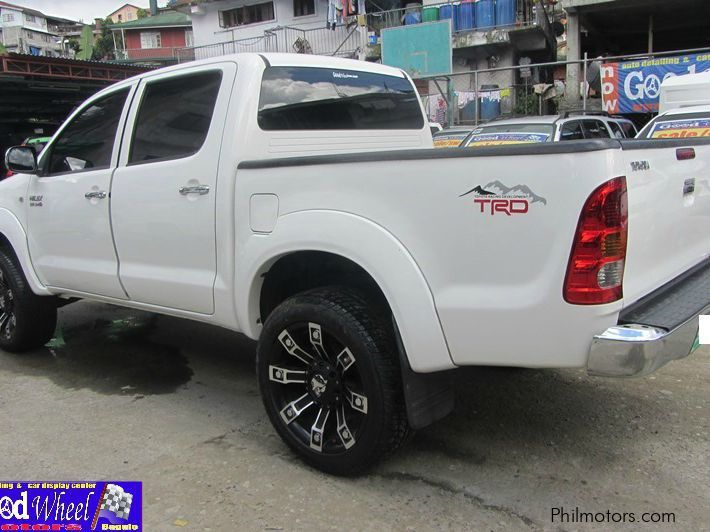 Old Cars For Sale In Philippines: 2009 Hilux For Sale