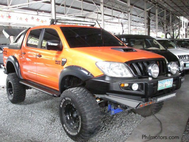 Used Toyota Hilux G 4x4 M T 2009 Hilux G 4x4 M T For