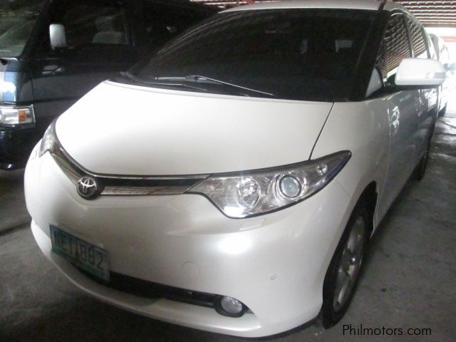 Toyota Previa in Philippines