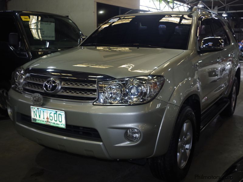 Used Toyota fortuner | 2009 fortuner for sale | Pasig City ...