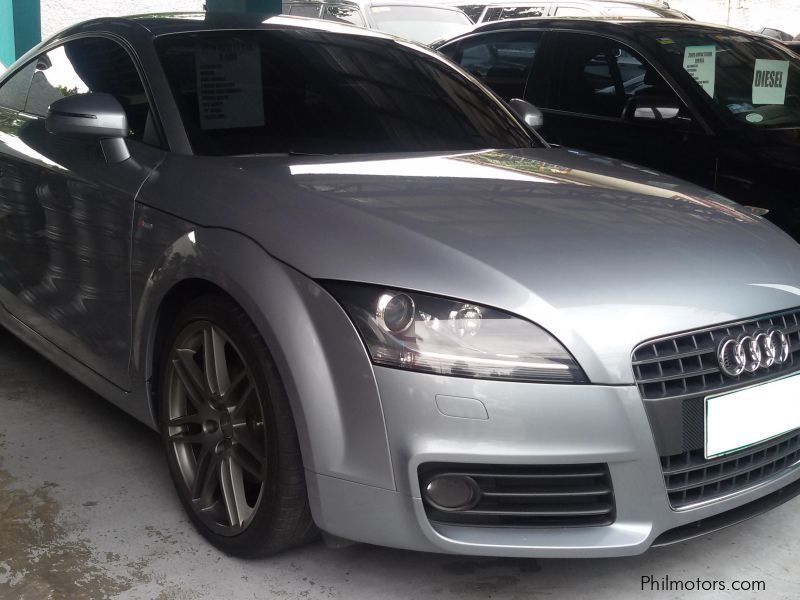 used audi tt s line 2010 tt s line for sale paranaque. Black Bedroom Furniture Sets. Home Design Ideas