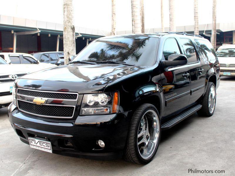 Used Chevrolet Suburban 2010 Suburban For Sale Pampanga Chevrolet Suburban Sales Chevrolet