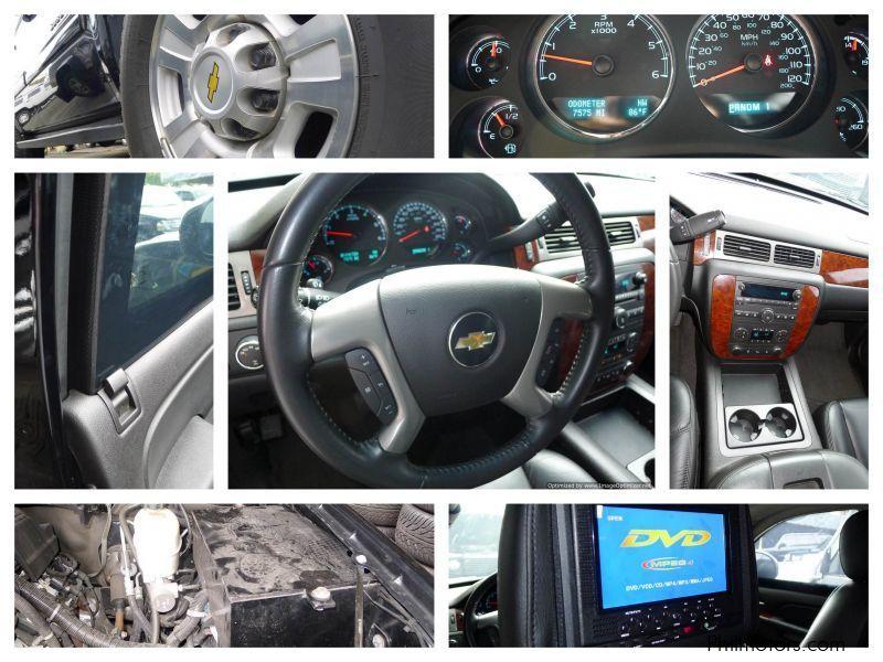 Chevrolet Suburban Bulletproof sales | Chevrolet Suburban Bulletproof