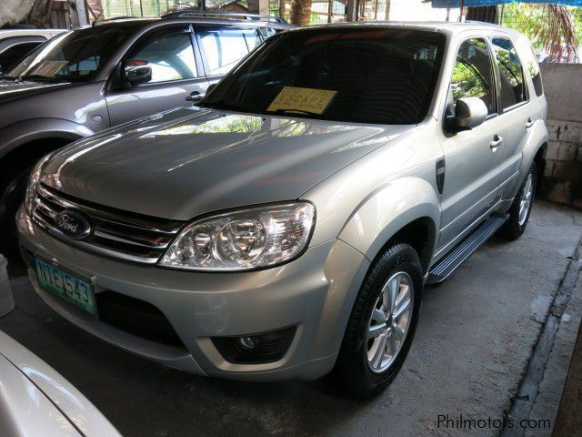 2010 Ford Escape For Sale >> Used Ford Escape 2010 Escape For Sale Pasig City Ford