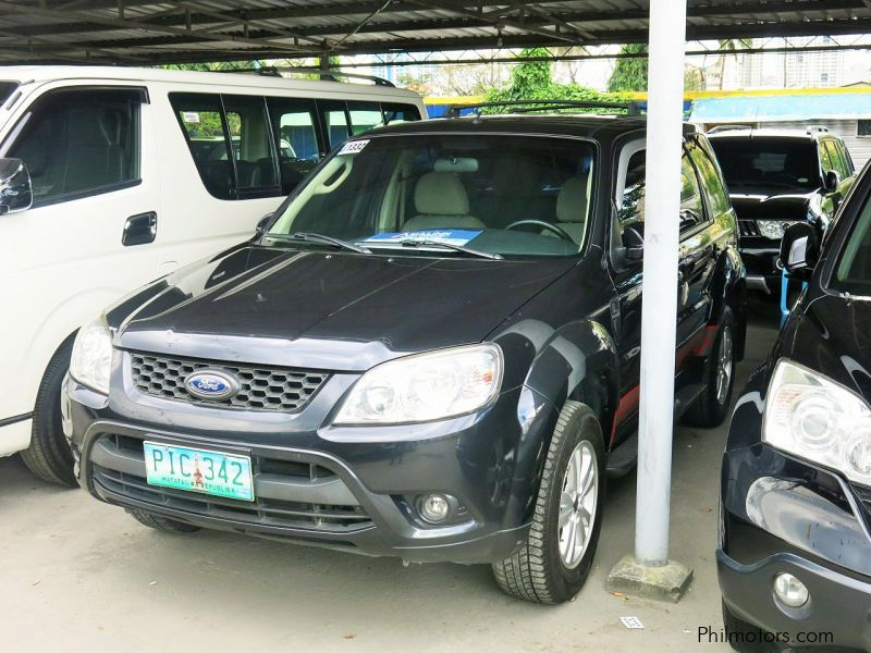 used ford escape 2010 escape for sale pasay city ford. Black Bedroom Furniture Sets. Home Design Ideas