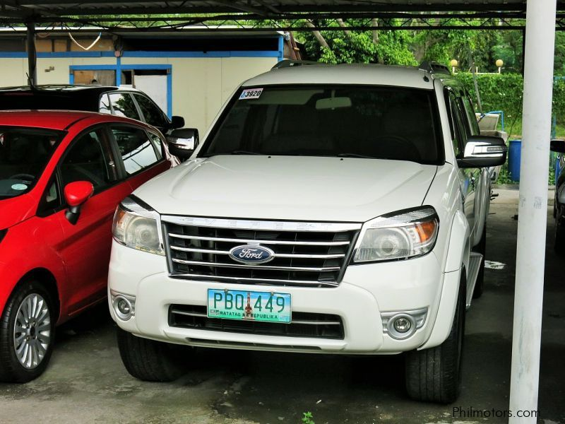 Used ford everest 2010 everest for sale pasay city for Phil long ford used cars motor city