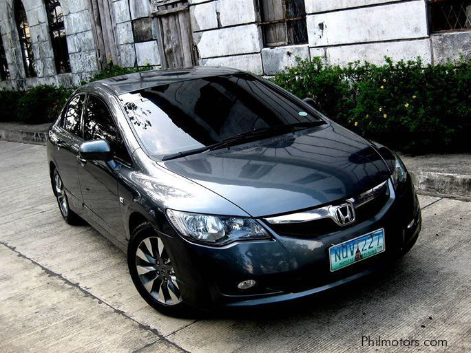 Honda CIVIC 1.8S 2010 A/T In Philippines ...