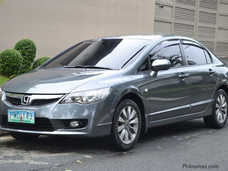 Honda Civic FD Facelifted In Philippines Honda Civic FD Facelifted In  Philippines ...