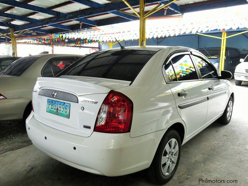 Used Hyundai Accent 2010 Accent For Sale Quezon City