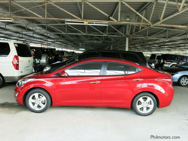 Used Hyundai Elantra 2010 Elantra For Sale Pasay City