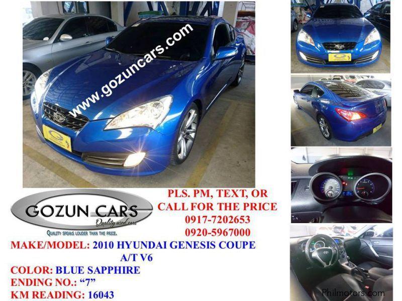 Used Hyundai Genesis 2010 Genesis For Sale Pampanga