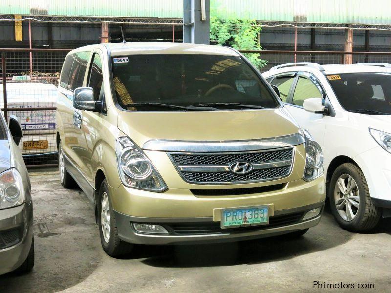 Used Hyundai Grand Starex 2010 Grand Starex For Sale