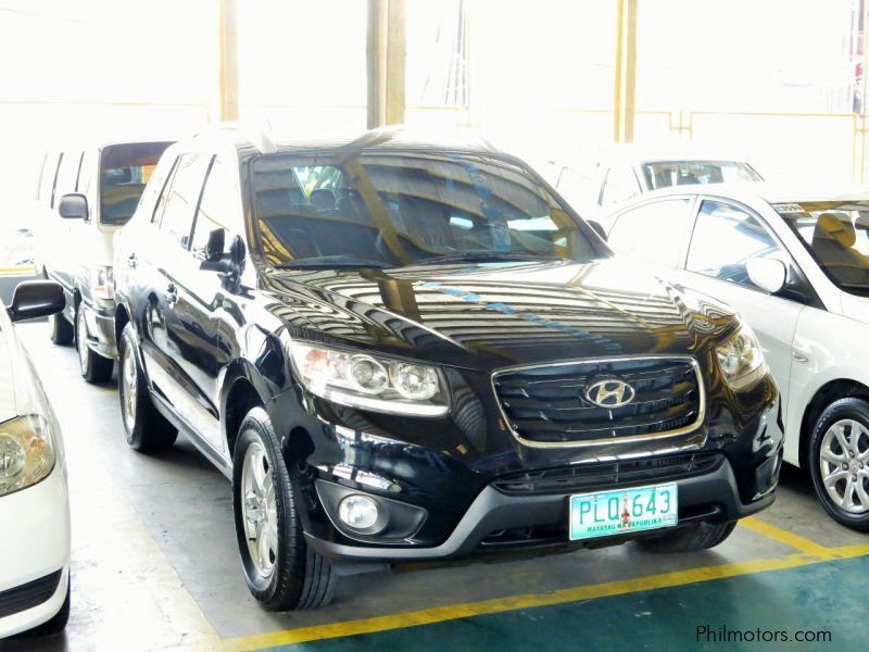 Used Hyundai Santa Fe 2010 Santa Fe For Sale Quezon