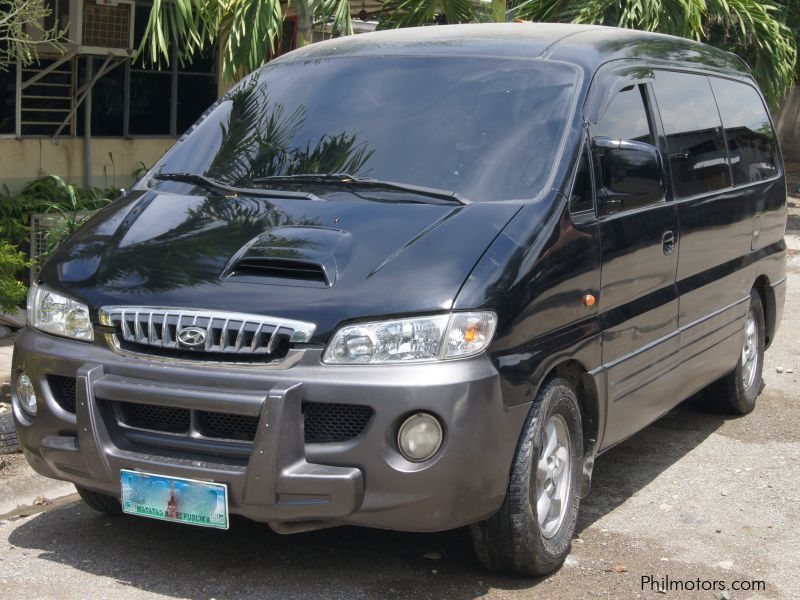 Used Hyundai Starex 2010 Starex For Sale Cebu Hyundai