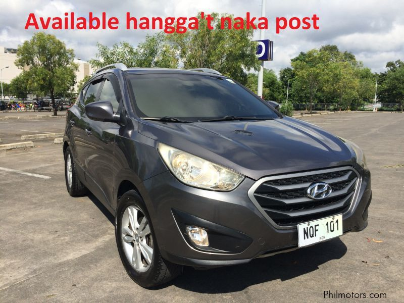 used hyundai tucson 2010 tucson for sale quezon hyundai tucson sales hyundai tucson price 480,000 used cars