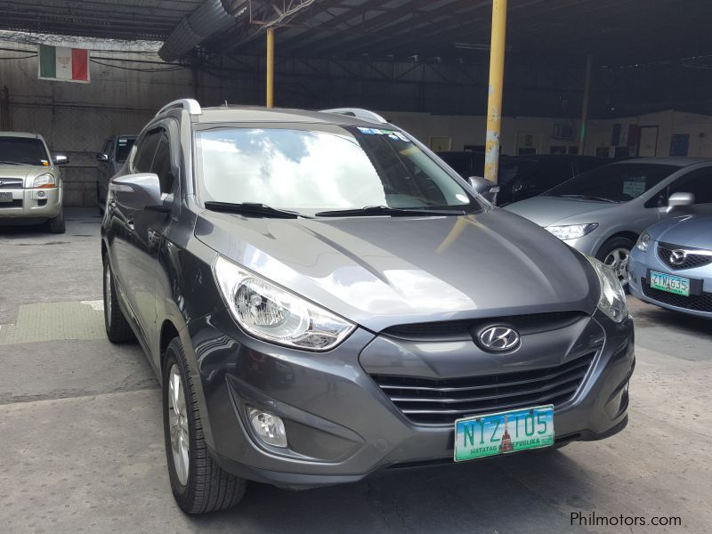 Used Hyundai Tucson 2010 Tucson For Sale Makati City