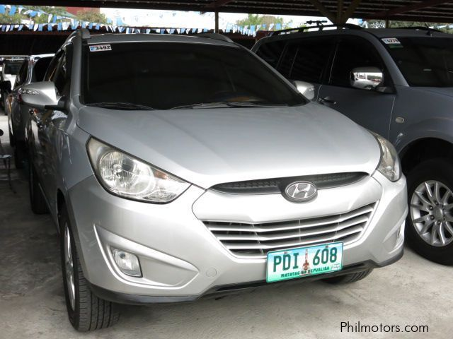Used Hyundai Tucson 2010 Tucson For Sale Pasig City