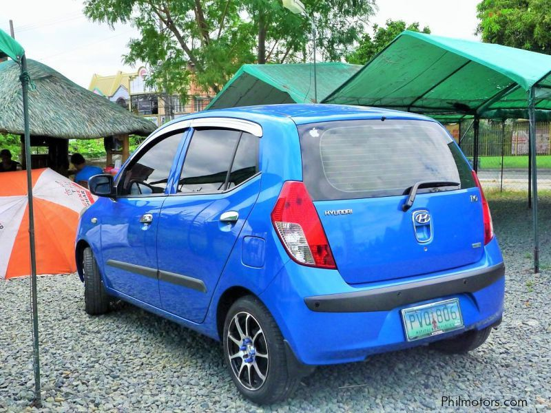 used hyundai i10 2010 i10 for sale marikina city. Black Bedroom Furniture Sets. Home Design Ideas