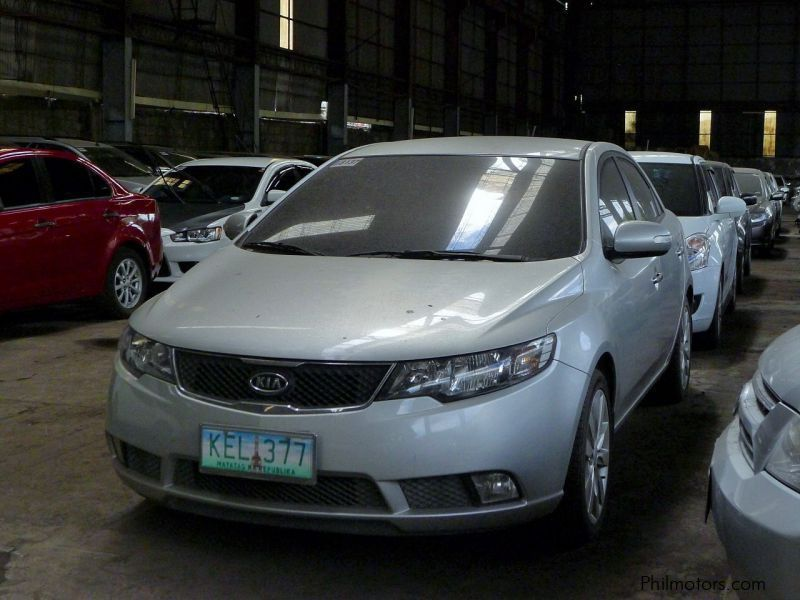 Used Kia Forte 2010 Forte For Sale Quezon City Kia