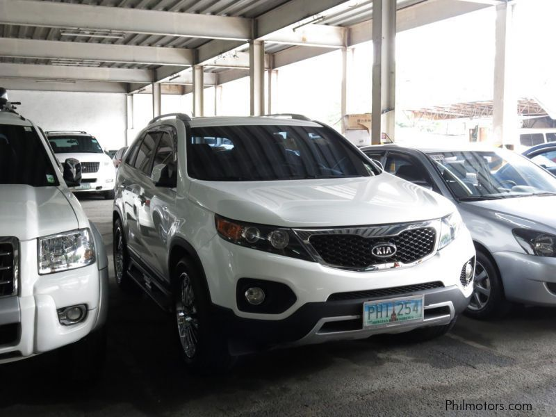 Used Kia Sorento 2010 Sorento For Sale Makati City Kia