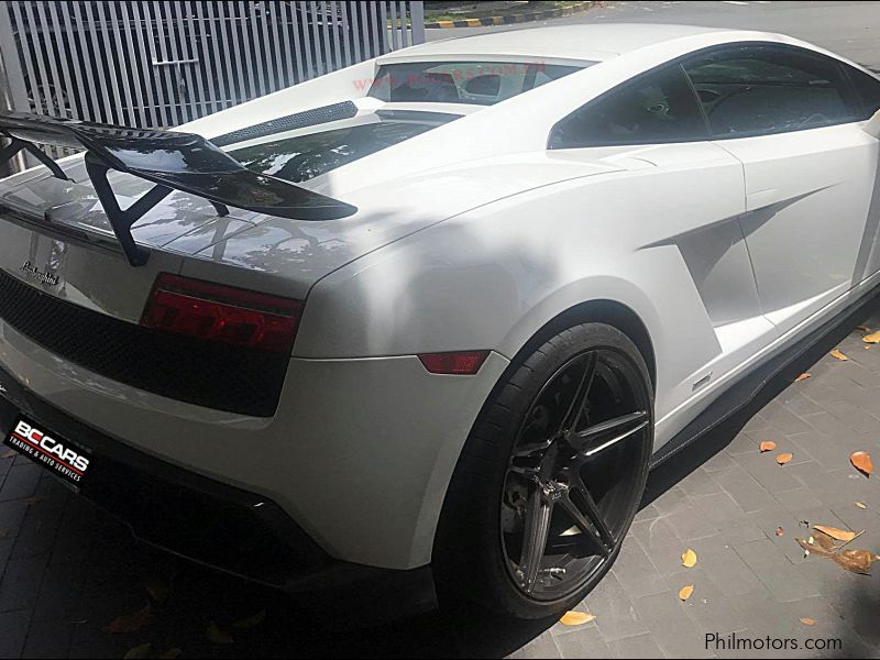 Lamborghini Gallardo in Philippines