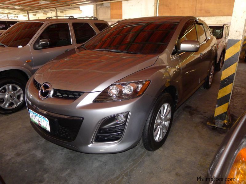 used mazda cx7 2010 cx7 for sale pasig city mazda cx7 sales mazda cx7 price 940 000. Black Bedroom Furniture Sets. Home Design Ideas
