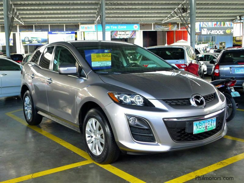 used mazda cx7 2010 cx7 for sale pasig city mazda cx7 sales mazda cx7 price 770 000. Black Bedroom Furniture Sets. Home Design Ideas