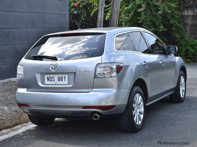 used mazda cx7 2010 cx7 for sale quezon city mazda cx7 sales mazda cx7 price 650 000. Black Bedroom Furniture Sets. Home Design Ideas
