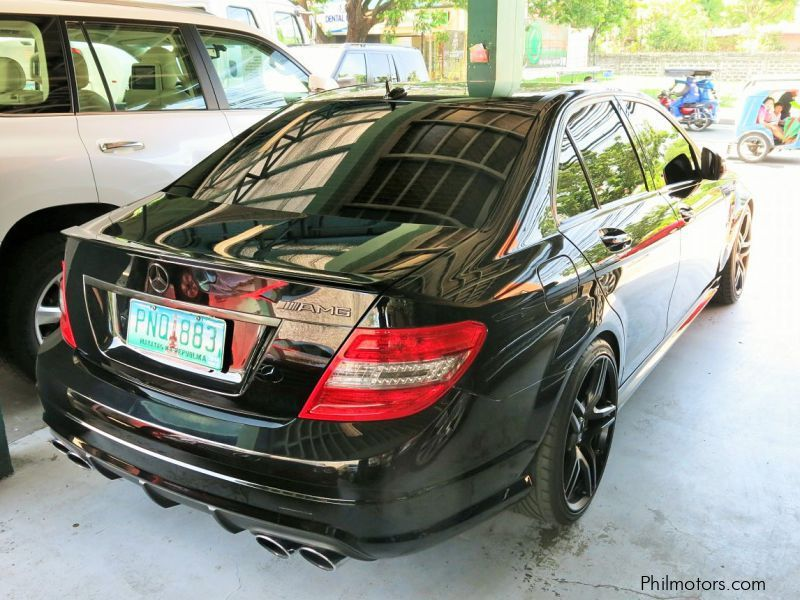 Used mercedes benz c63 amg 2010 c63 amg for sale for Mercedes benz philippines