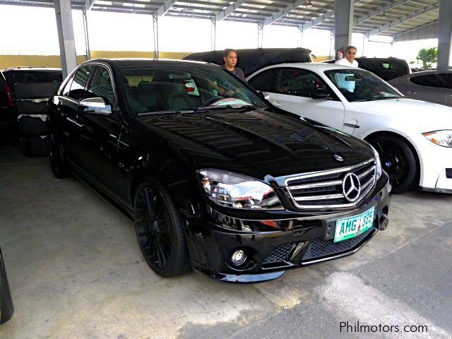 Used mercedes benz c63 amg 2010 c63 amg for sale pasig for Mercedes benz c63 amg 2010