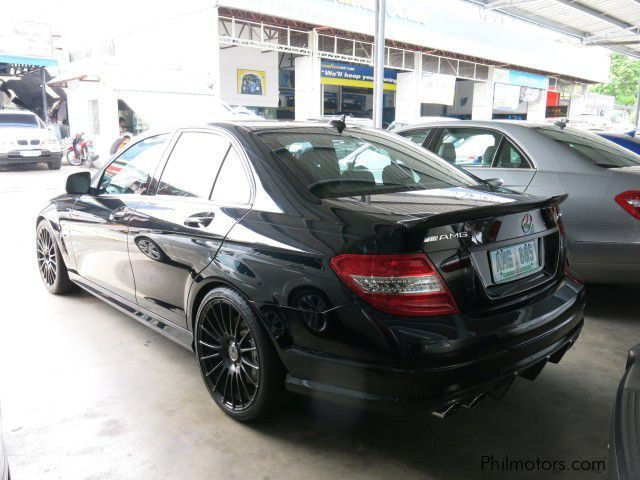 Used mercedes benz c63 amg local 2010 c63 amg local for for Local mercedes benz dealer