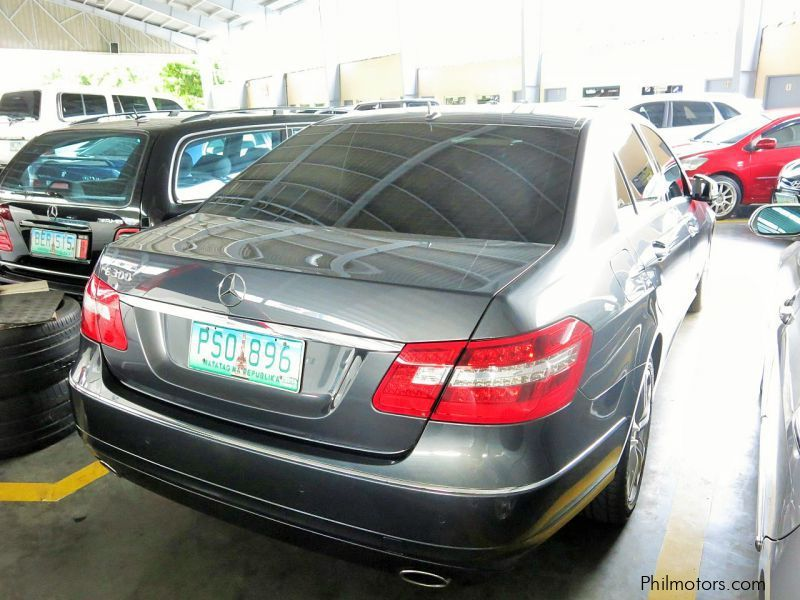 Used mercedes benz e300 2010 e300 for sale pasig city for Mercedes benz philippines