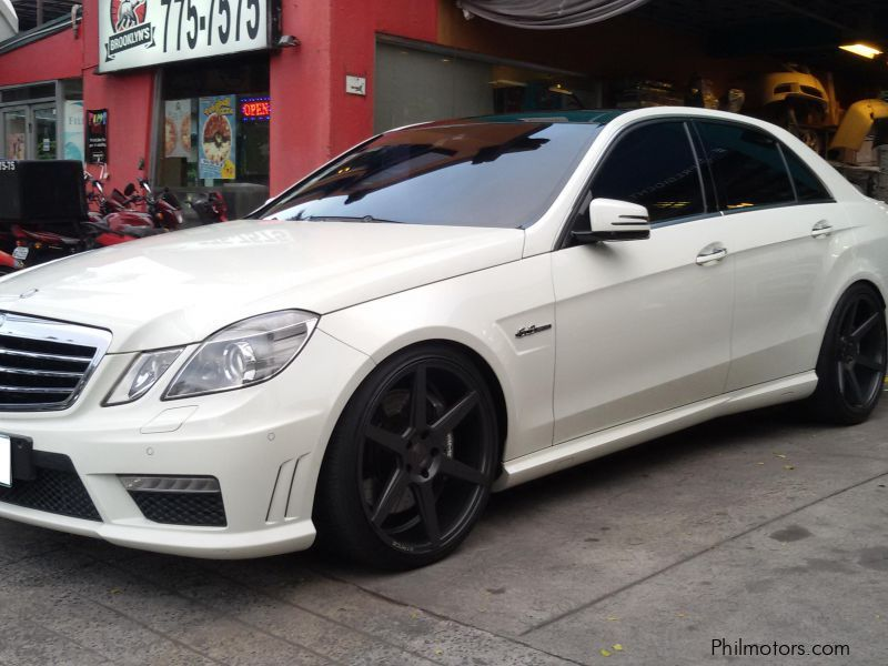 Used mercedes benz e63 amg 2010 e63 amg for sale for Mercedes benz of greensboro used cars