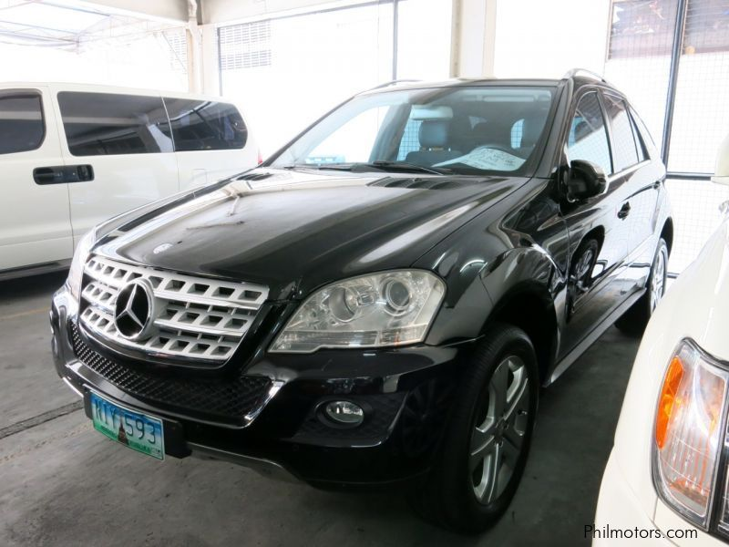 Used mercedes benz ml320 2010 ml320 for sale makati for Used mercedes benz ml320