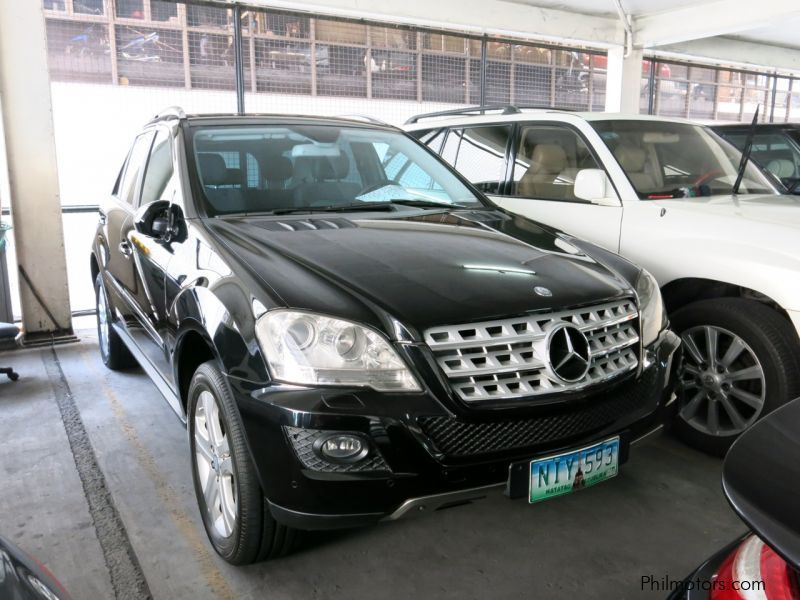 Used mercedes benz ml320 2010 ml320 for sale makati for Used mercedes benz ml for sale